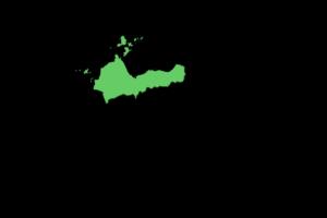 北西部エリア