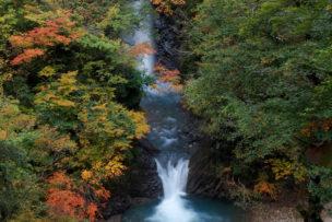 鳥取県 - 大山滝
