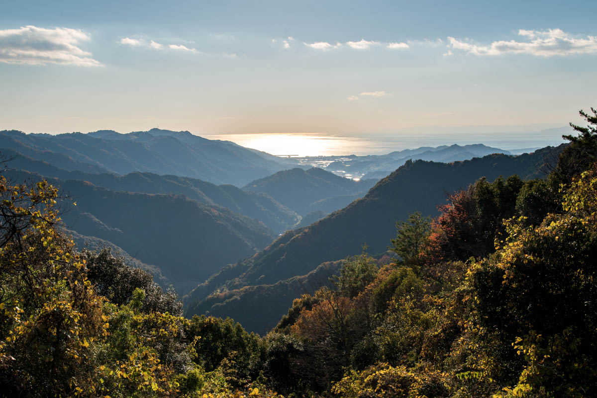 大釜の滝(高知県香南市)