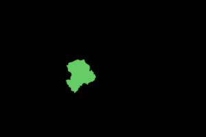 石鎚山周辺エリア