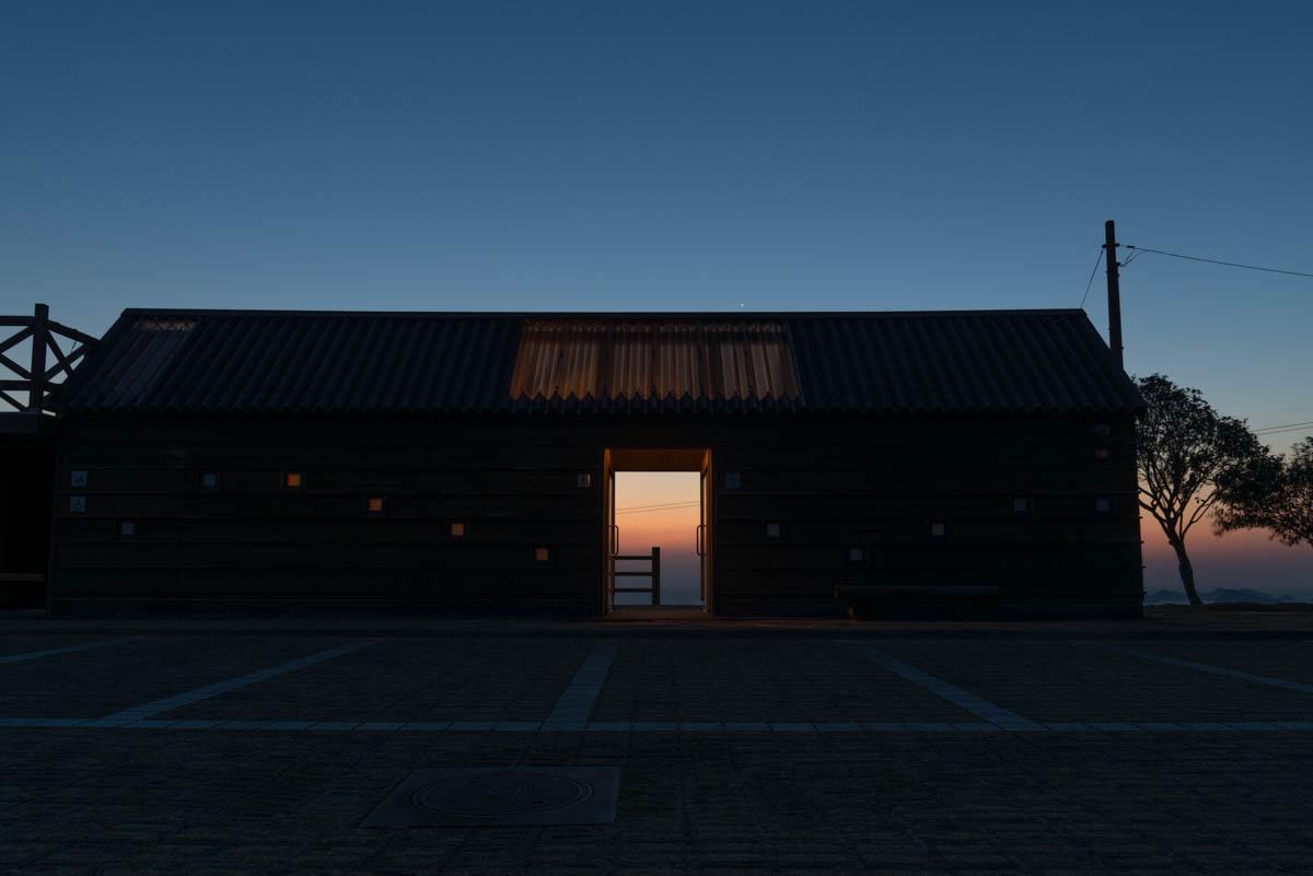 高茂岬のトイレ