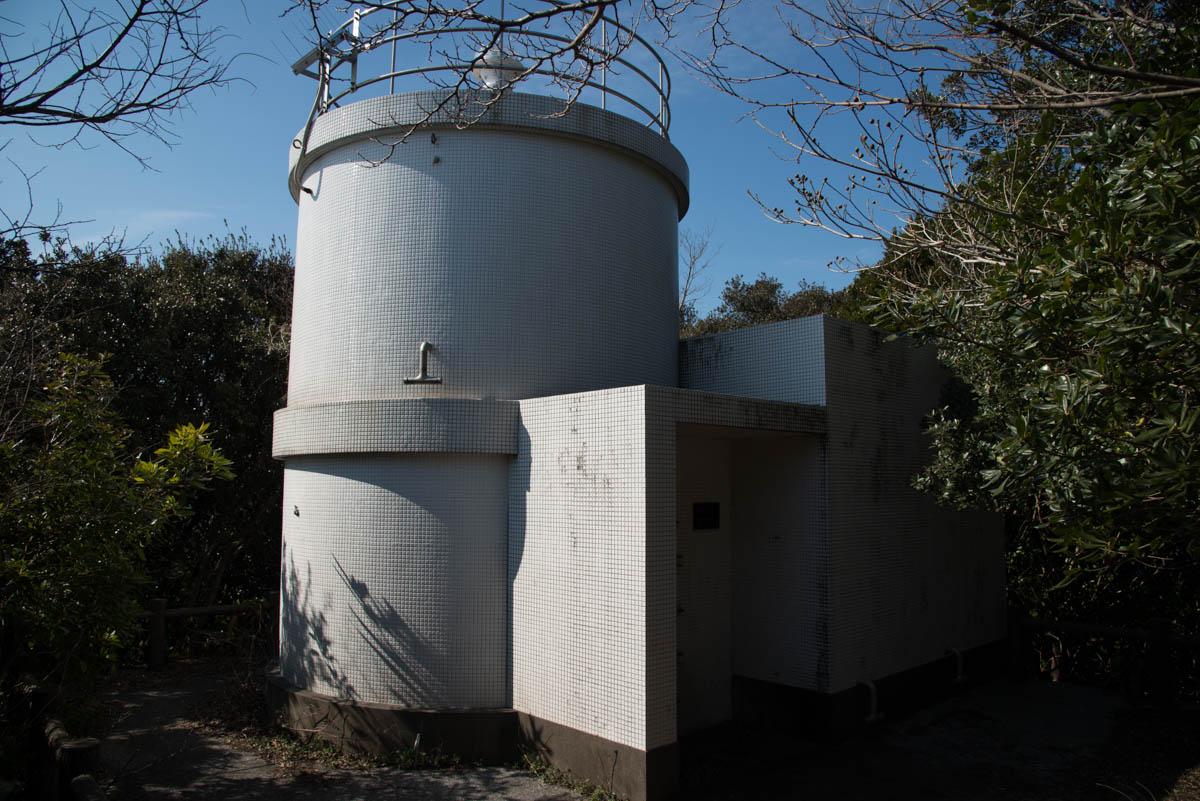 高茂岬灯台