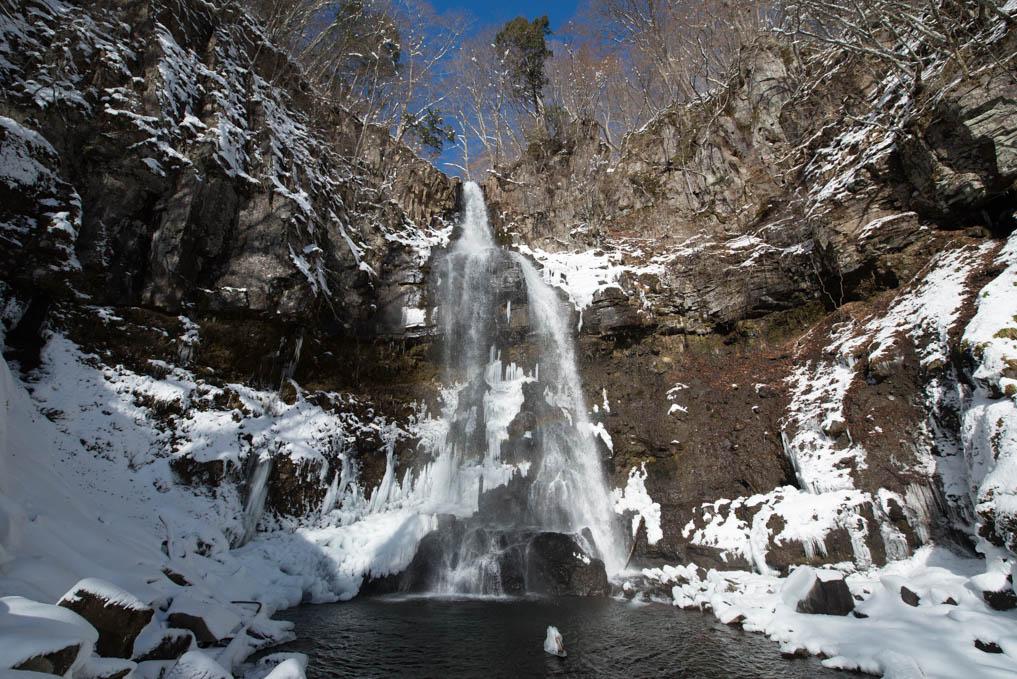 福島県 - 銚子ヶ滝