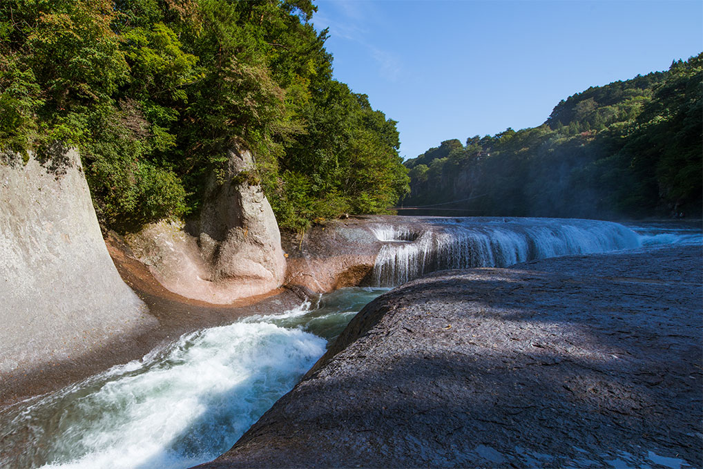 群馬県 - 吹割りの滝