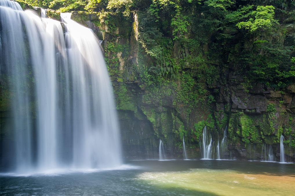 鹿児島県の神川大滝