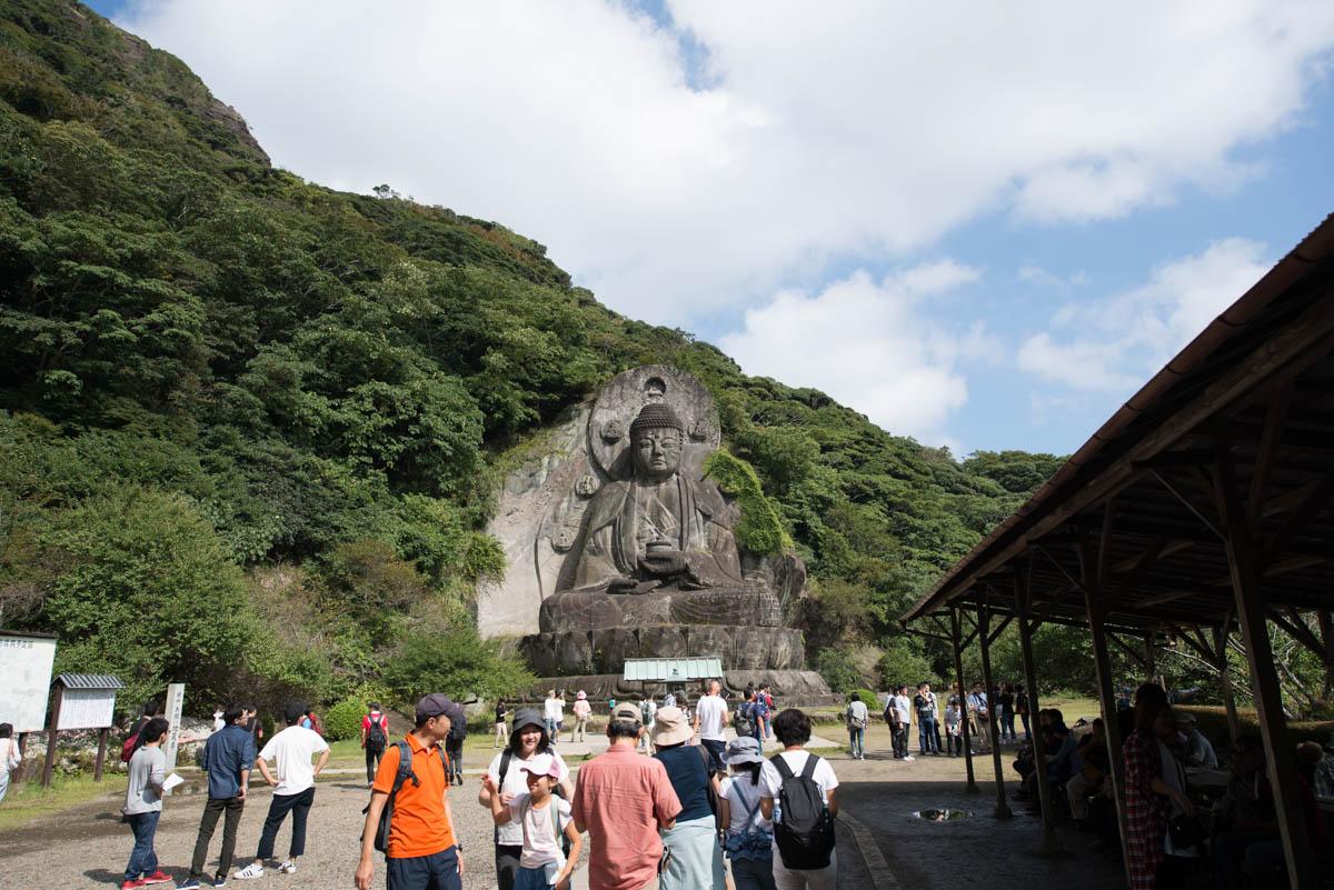 日本寺の大仏