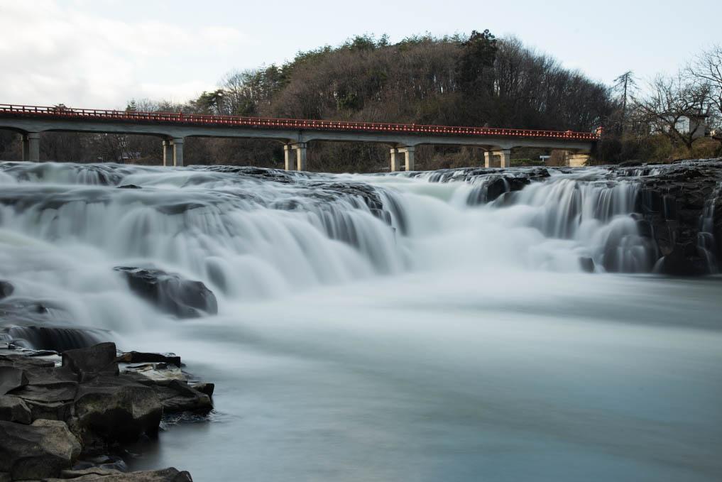 福島県 - 乙字ヶ滝