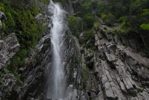 御来光の滝