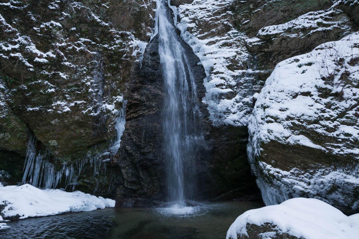 高知県の龍王の滝