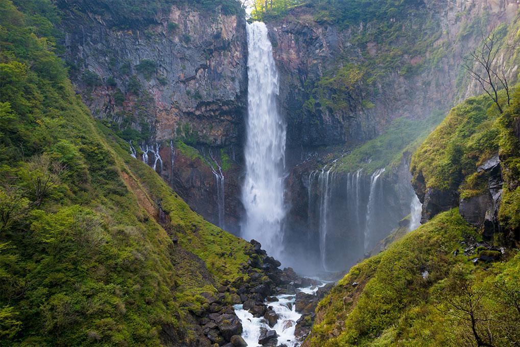 栃木県 - 華厳の滝